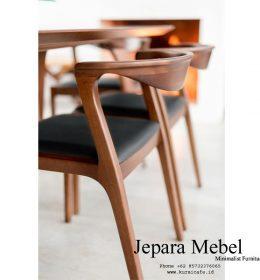 Kursi Cafe Terabaru Informa Dudukan Kulit