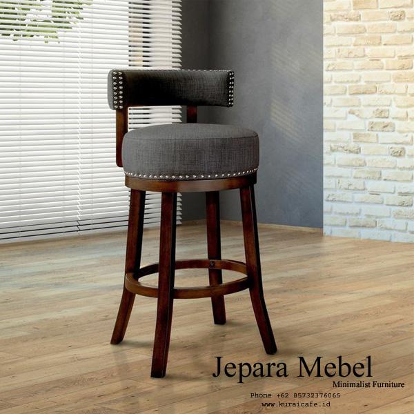 harga kursi bar, kursi bar, kursi bar minimalis, ukuran kursi bar,Bar Klasik Terbaru Kayu Jati Solid